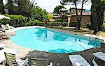 Country house vacation rental for up to 9 persons, with pool, near Panzano and Greve in Chianti, Tuscany