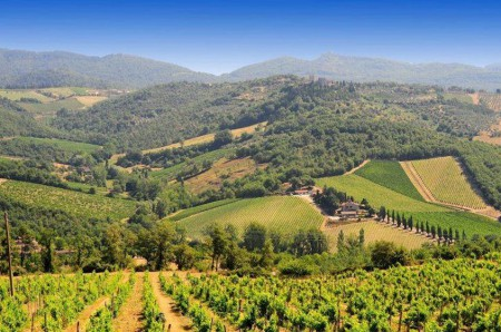 Visit Chianti in Tuscany Italy