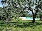 Country Apartments with pool and air conditioning near Impruneta and Florence