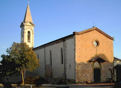 Church of Santa Lucia al Borghetto in Mercatale