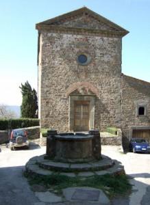 Commenda di Sant'Eufrosino a Volpaia