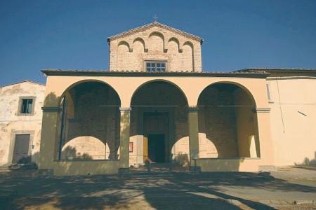 Pieve di Santo Stefano a Campòli