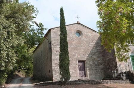 San Quirico a Monternano