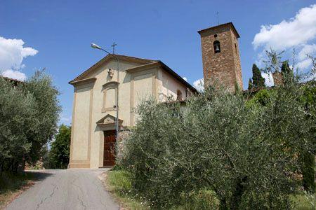 Santo Stefano in Pozzolatico