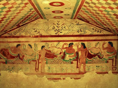 Etruscan Mythology