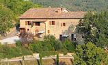 La Ghiandaia vacation accommodations with swimming pool, near Lucolena in Chianti