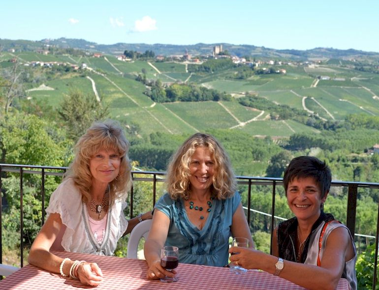 Wine tasting tours in Chianti with Angela