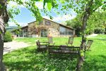 Country house air conditioned vacation villa with swimming pool near Panzano and Greve in Chianti