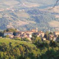 Volpaia in the Chianti area of Tuscany