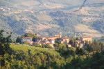Volpaia in the Chianti area of Tuscany
