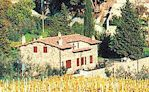 Village Apartment near Montefioralle and Greve in Chianti