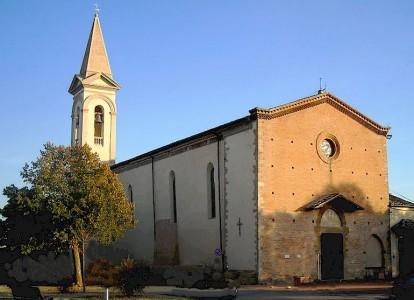 Church of Santa Lucia al Borghetto in Mercatale