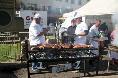 Cuochi e Beccai festa Greve in Chianti
