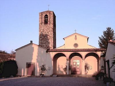Pieve di Santa Cecilia a Decimo