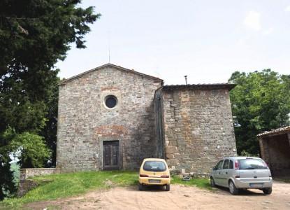Pieve of San Pietro a Cintoia