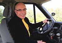Sergio Ceccherini minibus tours