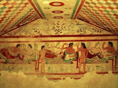 Etruscan Mythology