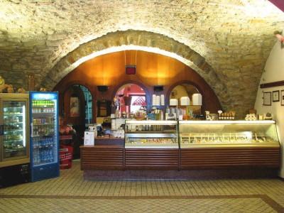 L' Antica Delizia geletaria in Castellina in Chianti