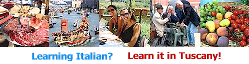Learn Italian in Tuscany