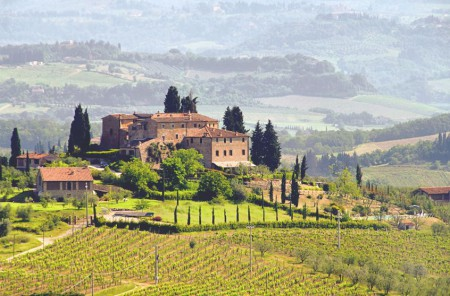Real estate for sale in Chianti