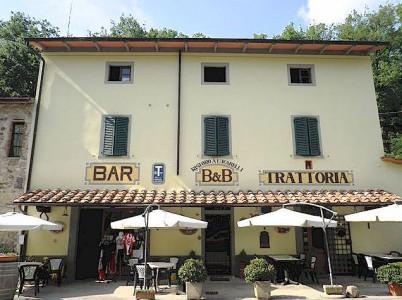 Lucarelli in Chianti, Tuscany