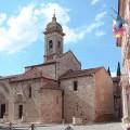 San Quirico Val d'Orcia Tuscany Italy