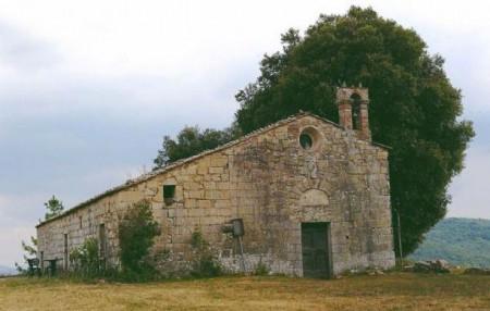 Pieve di Santa Maria al Colle