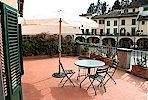 Vacation apartment apartment for 4 (+2) persons in central Greve in Chianti, Tuscany