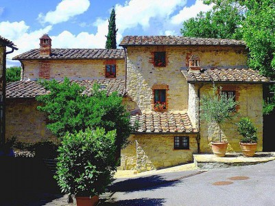 Tuscany vacation rental agency