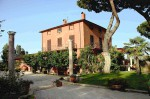 Vacation villa to rent near Rome
