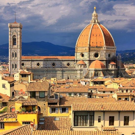 Visit Florence from Chianti
