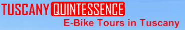 E-Bike tours in Tuscany